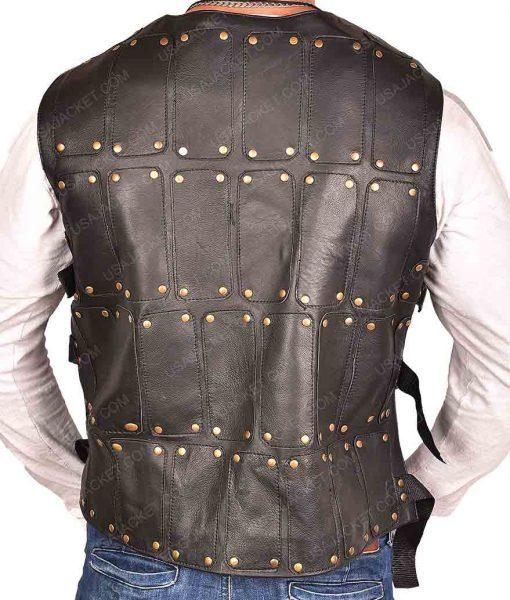 Robin Hood Taron Egerton Vest
