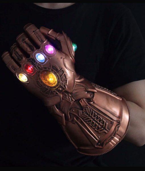 Avenger Endgame Thanos LED Light Infinity Gauntlet