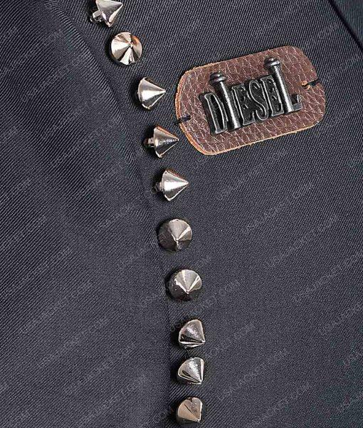 Nikki Sixx The Dirt Jacket