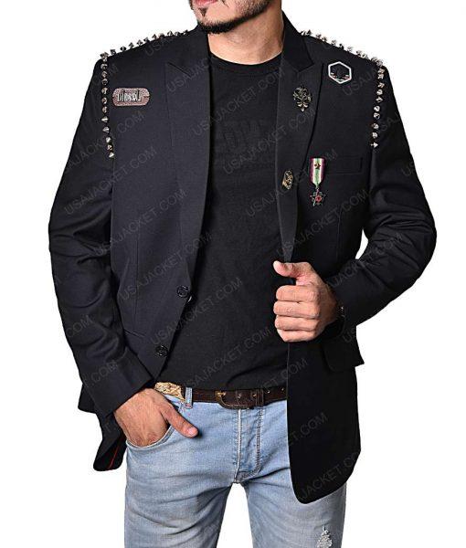 The Dirt Nikki Sixx Cotton Jacket