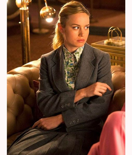Unicorn Store Brie Larson Trench Coat