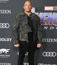Vin Diesel Avengers Endgame Premier Groot Jacket