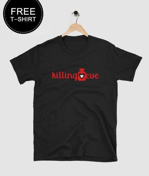 killing Eve Free T Shirt