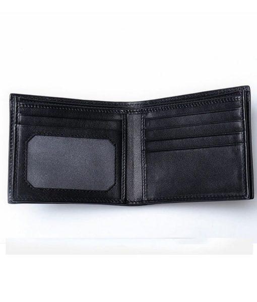 Crocodile Leather Wallet
