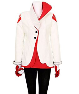 Team Valor Candale White Jacket