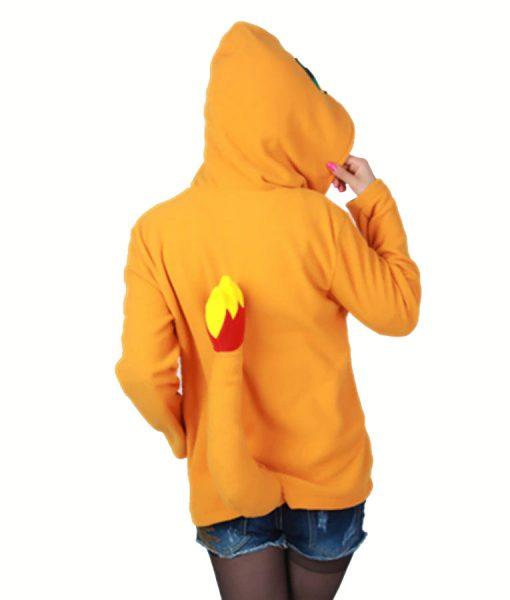 Charmander hoodie