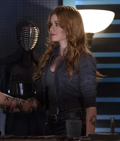 shadowhunter S03 Cropped Jacket
