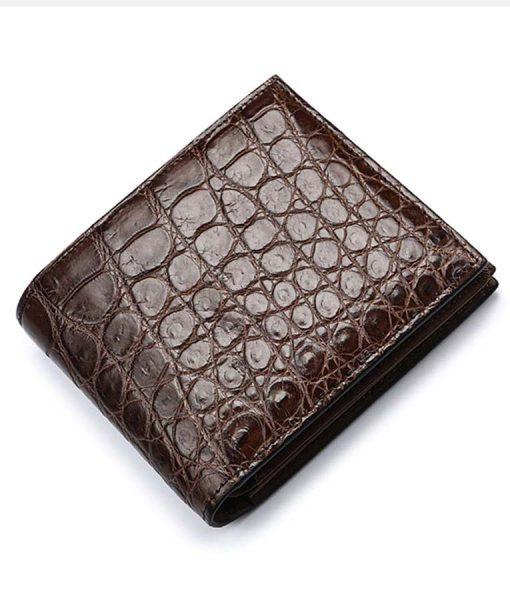 Alligator Leather Wallet