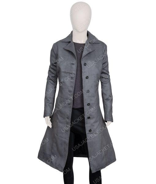 Dark Phoenix Sophie Turner Trench Coat