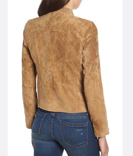 Dead to Me Jen Harding Moto Jacket