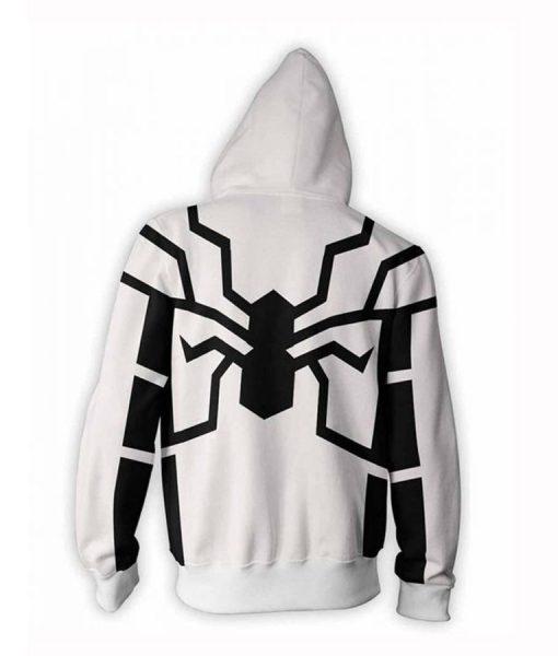 Future Foundation Spiderman Zip-up Hoodie