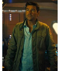 Godzilla King of the Monsters Movie Kyle Chandler Jacket