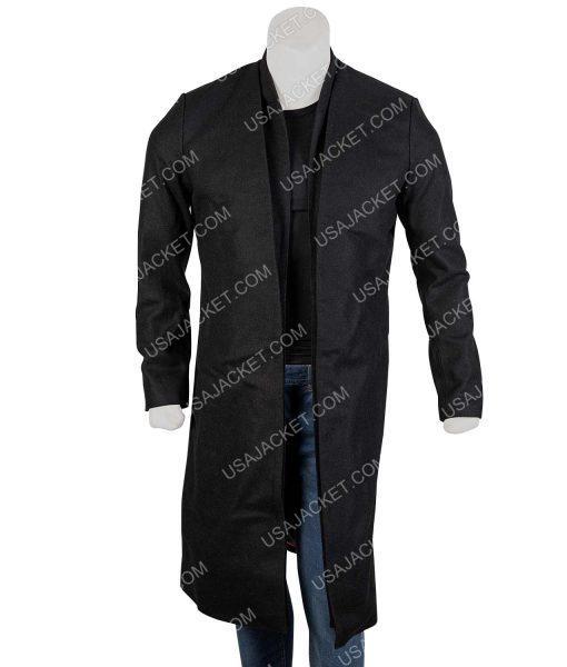 Jim Carrey Sonic The Hedgehog Trench Coat