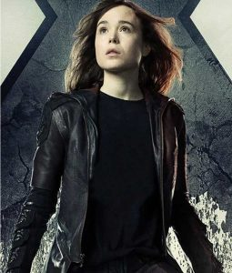 Kitty Pryde Leather Jacket