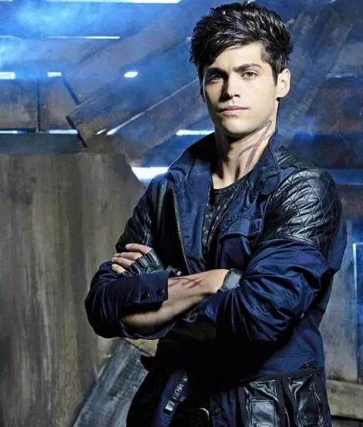 Matthew Daddario Shadowhunter S03 Jacket