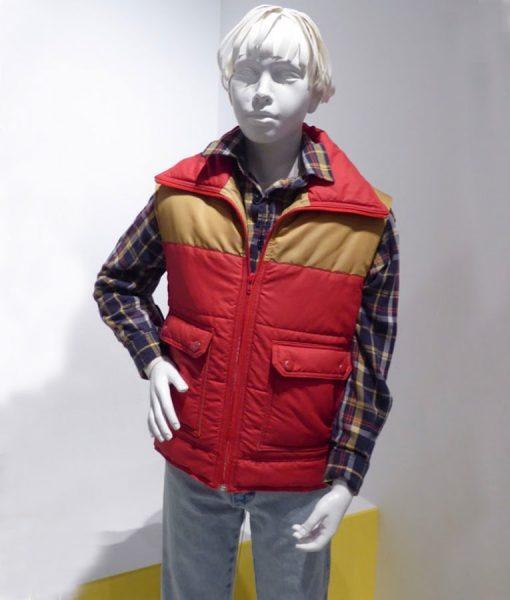 Noah Schnapp Vest