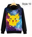 Pikachu 3d Print Sweatshirt hoodie