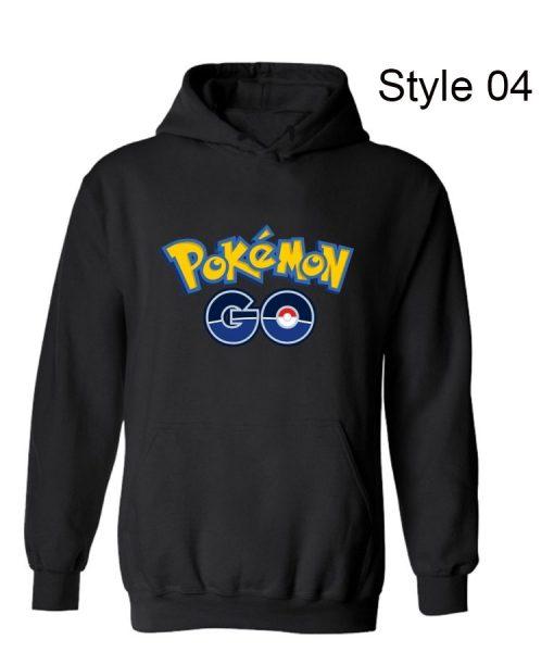 Pokemon Go Hoodie