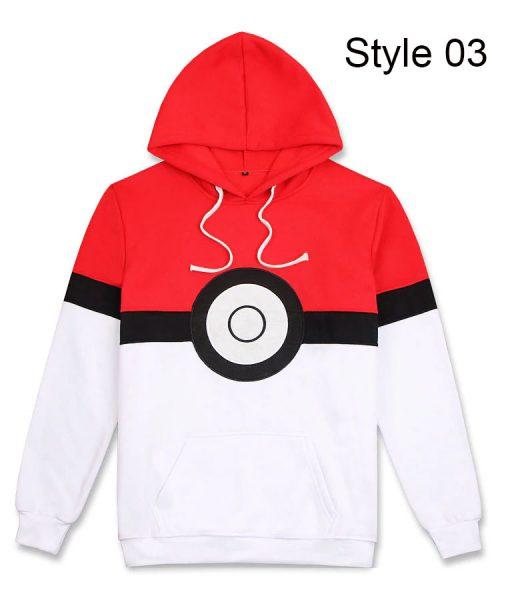 Pokemon Go Pakeball Hoodie