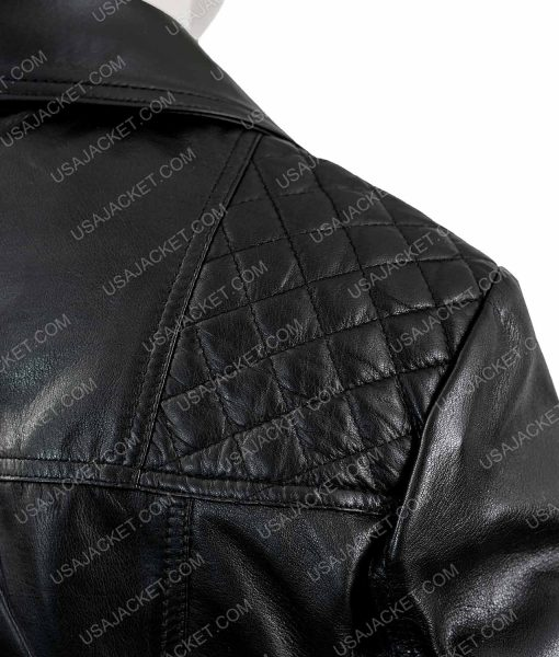 Katherine Kane Leather Jacket