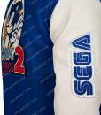 Sonic Hedgehog Blue and White Jacket