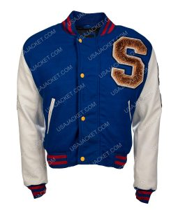 Sonic the Hedgehog Bomber Blue Jacket