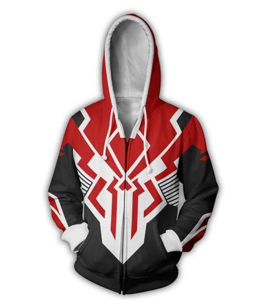 Spider-man 2099 Vol3 Zipper Hoodie