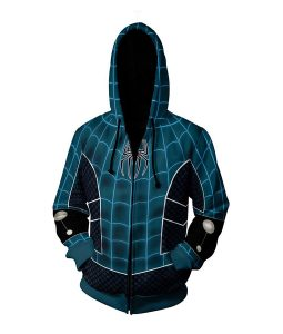 Spiderman Ps4 Fear Itself Hoodie