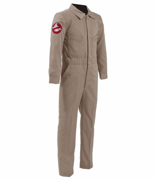 Stranger Things Brown Jumpsuit