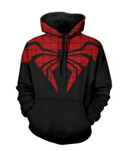 The Superior Spiderman Zipper Hoodie