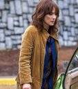 Winona Ryder Corduroy Coat