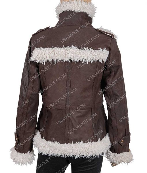Motorcycle Shearling Jacket