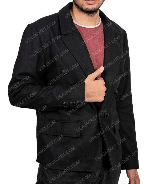 Good Omens Black Jacket