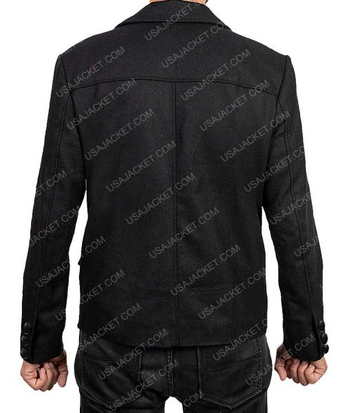 David Tennant Crowley Blazer