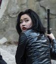 Deadly Class Lana Condor Biker Jacket