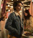 Elodie Davis Trinkets Denim Jacket