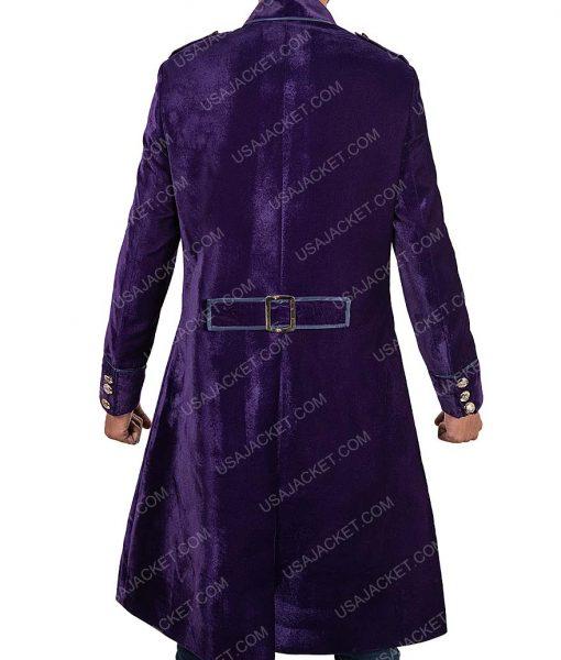Gaius Chau Into The Badlands Long Coat