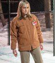 Orange is the new black brown Field Jacket