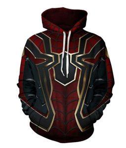 Spider-Man Avengers Endgame Hoodie
