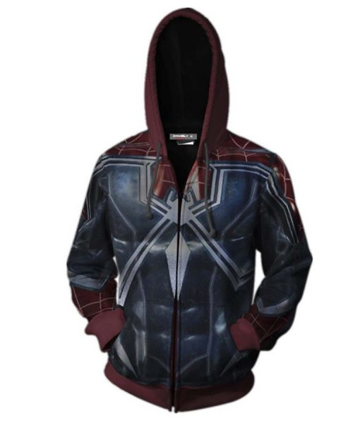 Spider-Man Resilient Hoodie