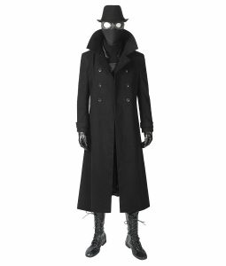 Spider-Man Into The Spider- Verse Noir Coat
