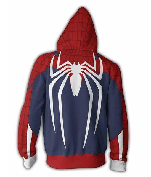 Spider-Man Game Hoodie