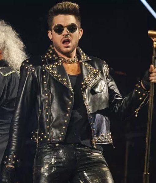 Concert 2018 Adam Lambert Jacket