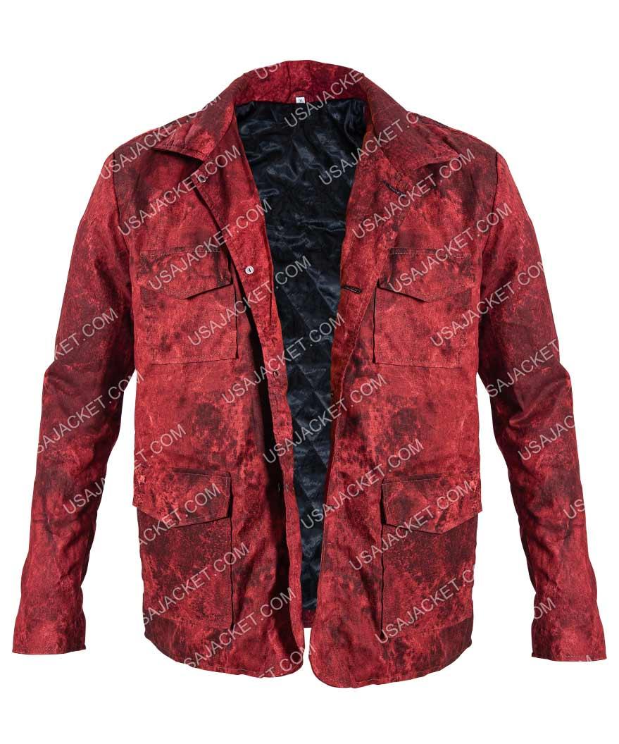 7e1075cd5 Baby Driver Jamie Foxx Bats Jacket