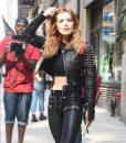 Bella Thorne Studded Jacket
