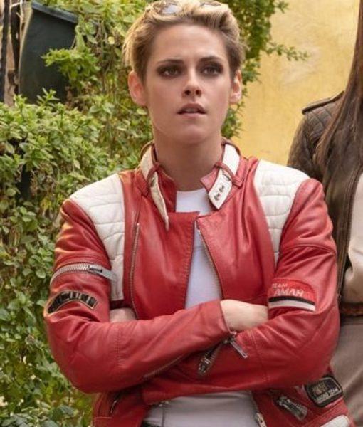 Charlies Angles Sabina Wilson Leather Jacket