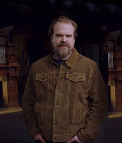 David harbor jacket