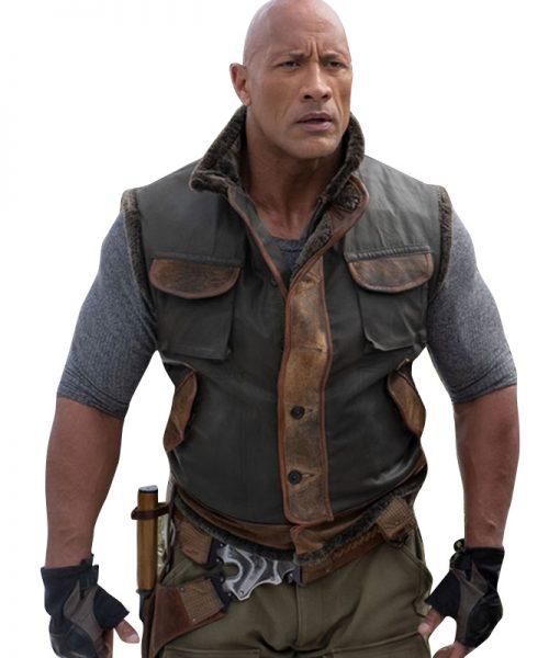 Dwayne-Johnson-Jumanji-the-next-level-Vest
