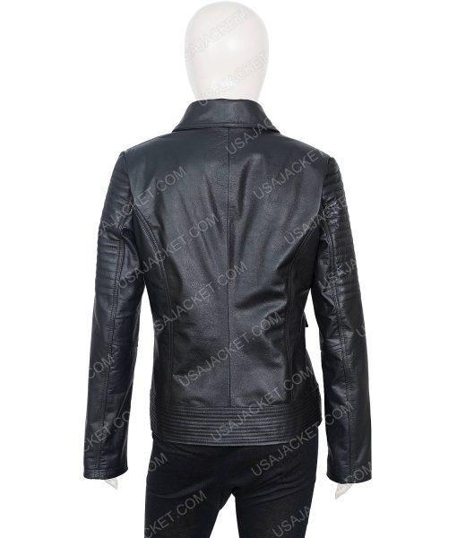 Fast and Furious 6 Gisele Yashar Motorcycle Jacket