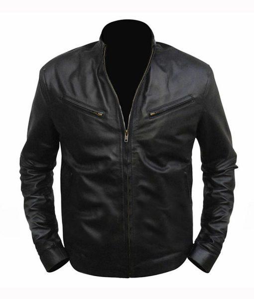 Fast and Furious Vin Diesel Black Jacket